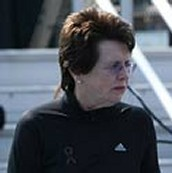 Billie Jean King (1943 -    )