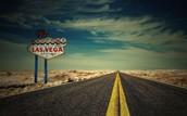 Rules on the road Las Vegas