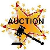 Annual PTR Auction - Saturday, 10/24/15
