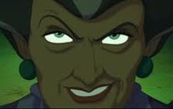 Evil stepmother