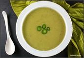 pea soup yuk!!