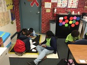 Group Collaboration in Language Arts Class
