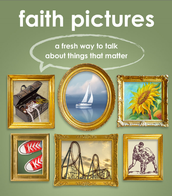 Faith Pictures Course - for Messy Church Leaders and Helpers.