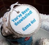 You've Been Snowballed Game
