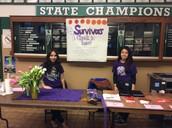 Join the committee to plan the Paint the Gym Purple Event!
