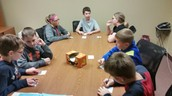 GBE Student Advisory Committee Meets for the 1st Time