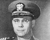 Commander John H. Balch, USNR