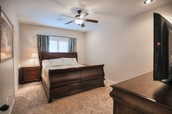 Four Large Bedrooms
