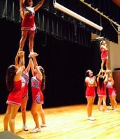 TJ Cheerleaders