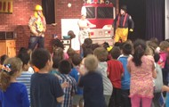 Fire Safety Show Comes to Cannon