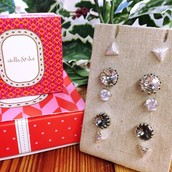 Earrings from £15