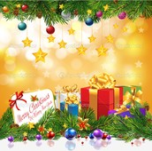 WE GREET YOU A LOVE-FULL CHRISTMAS AND A JOY-FULL NEW YEAR 2015.