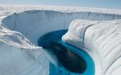 de gletsjers