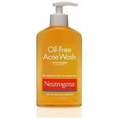 Neutrogena Face Wash. 🙈👀