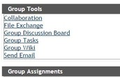 Blackboard- Course Groups