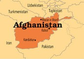 Background Information about Afghanistan