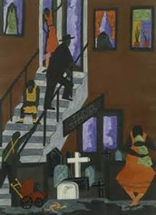 Jacob lawrence artwork