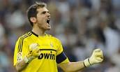 Iker Casillas :