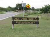 Lake Arrow Head