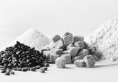 SHORTAGES ON SALT, SUGAR, COFFEE, ETC.