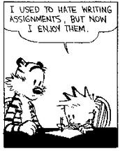 From the Writing Desk of Mrs. Garbaccio