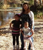 Dezarae Gonzalez: Saenz Elementary Parent of the Month