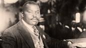 Marcus Garvey in 1920