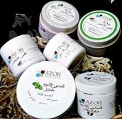 افضل منتجات للعناية بالبشرة و الشعر و الحمام المغربي في السعودية!