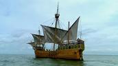 Cartier's ship
