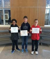 MLK Contest Winners
