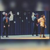 Ms. Bayside Show , Dance/Step Routine