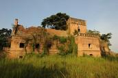 Un château du Congo