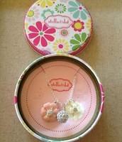 Little girls Kristin Charm Necklace