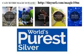 The purest nano silver available