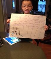 Pierce Rohlfing - 3rd Grade