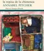 Mi hermana vive sobre la repisa de la chimenea, de Annabel Pitcher