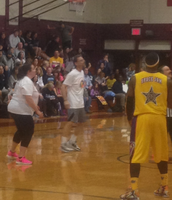 Harlem Wizards Night