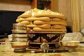 Traditional Food for Tasagaan Sar