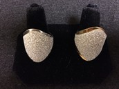 Sparkle Rings - Gold / Silver