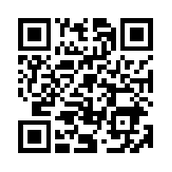 Feel free to download a QR reader on your device....there are lots of free options in the App Store.