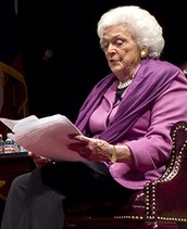 2015 Reading Discovery Featuring First Lady Barbara Bush (3-8)
