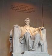 El monumento de Lincoln