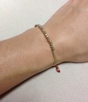 Love Bracelet - gold $10