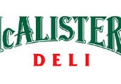February Fundraiser at McAlister's