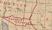 1853-Gadsden purchase