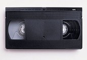 Item #006: VHS Tape