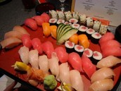 The Second Best Sushi