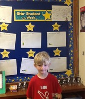 Weekly Star Student: Bobby