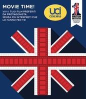 L'inglese con UCI CINEMA