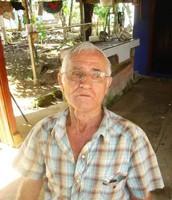 Bernabé Rojas Gonzáles conocido como: Huberth